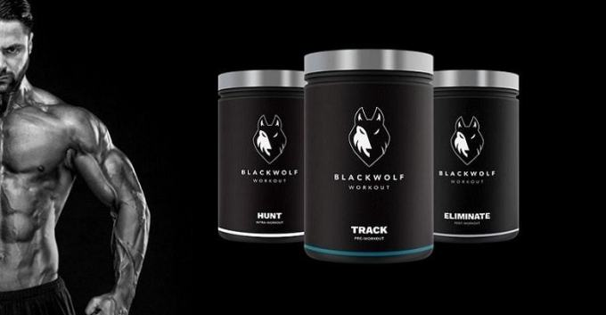 Blackwolf TRACK Pre-Workout | REVIEW 2019 | Supplement voor Mannen